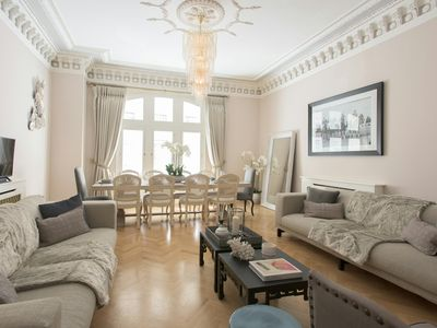 Photo for Apartment in the center of London with Internet, Washing machine (1026502)