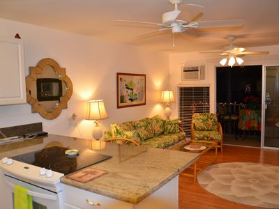 Photo for Beautiful, Quiet, Tropical Unit With Partial Ocean And Garden Views