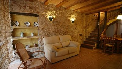 Photo for Casa rural Els Matalapers - Entire rental - 6 units