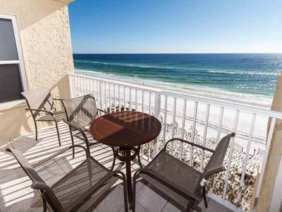 Photo for 7th Floor Bright, Open Condo, Gulf Front Views, Close To Everything