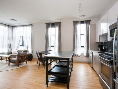Photo for Sonder | Seaport District | Handsome 2BR + Laundry