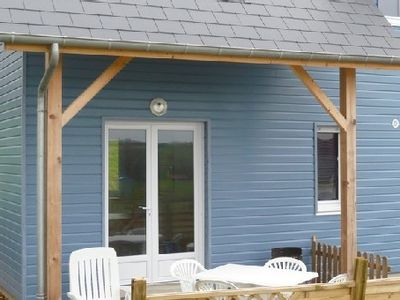 Photo for House colored wood 2km from the sea.