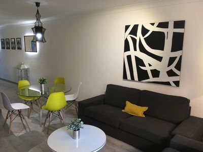 Photo for Luxury apartment 25 meters from the beach in Arrecife