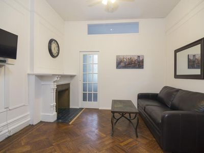 Photo for Upper West Side 2 Bed 1 Bath PRIME CENTRAL PARK - NEW RENOVATIONS - MODERN