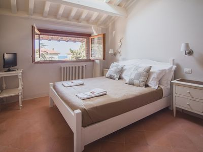Photo for Apartment 30 meters from the beach - in the center of San Vincenzo (Tuscany)