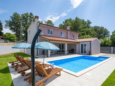 Photo for Villa Blaise with Pool, 4 Bedrooms with 4 Private Bathrooms, high level Privacy