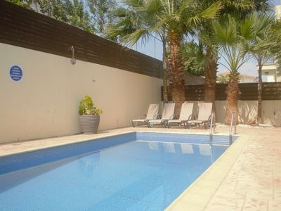Photo for Crystal Lagoon  Lovely spacious 3 bedroom villa  Seasonal discouts available