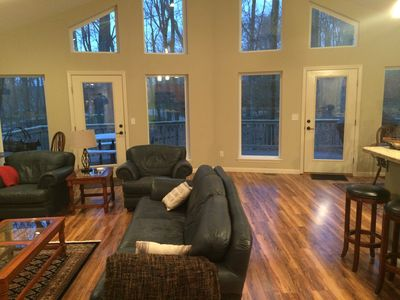 Unwind & Reconnect 4 BDRM Family Cottage- check in 4pm and later, check out 11am