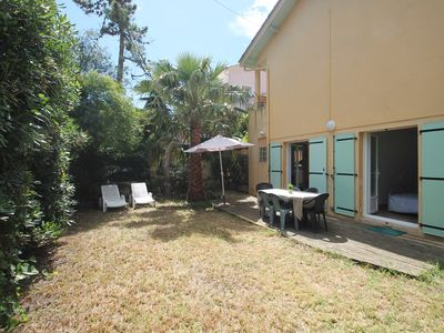 Photo for A CHARMING ST AYGULF F3 42 m ² 6 beds IN REZ OF GARDEN 50 m ² with TERRACE, IN PEACE A 400 ...