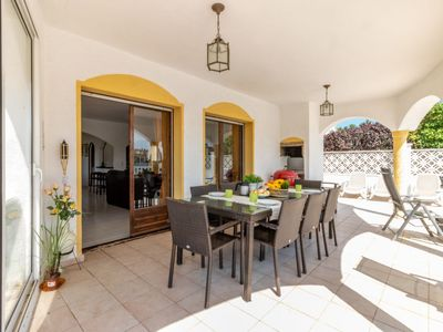 Photo for Vacation home Pení 29B in Empuriabrava - 10 persons, 5 bedrooms