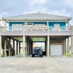Photo for Shark Shack is a New And Beautifully Decorated 3rd Row Home In Holiday Beach!