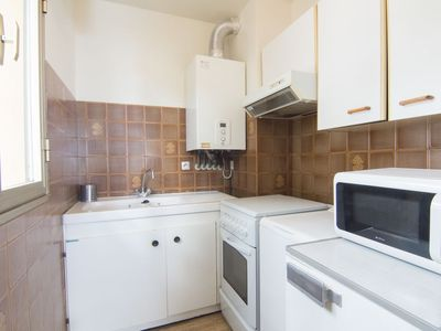 Photo for Apartment 628 m from the center of St-Laurent-du-Var with Parking, Internet, Washing machine, Balcony (109077)