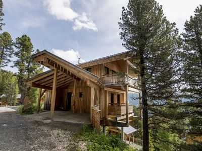Photo for Detached design chalet with in-house spa on the Turracher Höhe.