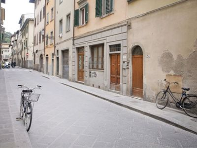 Photo for One bedroom Apartment, sleeps 3 in Florence with Air Con and WiFi