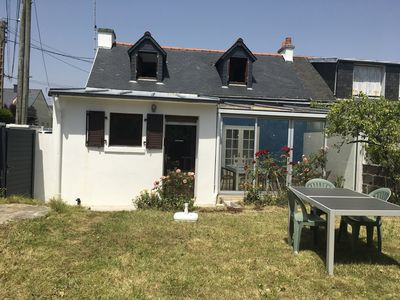 Photo for House near downtown and beaches Concarneau - Wi fi, garden