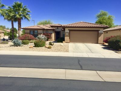 Photo for SUMMER RATES/QUIET CORNER LOT/GOLF CART/PRIVATE BACK YARD/GREAT SUMMER RETREA