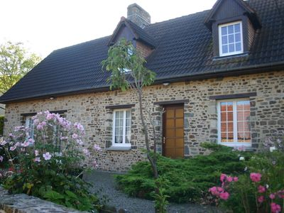 Photo for Pretty authentic house located 3 km from La Haye du Puits