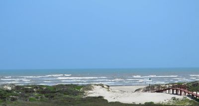 Great Gulf View from Balcony, Living Room, Master Bedroom, Dining & Kitchen.
