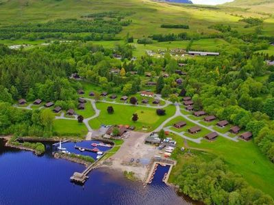 Photo for Holiday resort Loch Tay 2 Bed Lodges, Killin  in Perthshire - 4 persons, 2 bedrooms