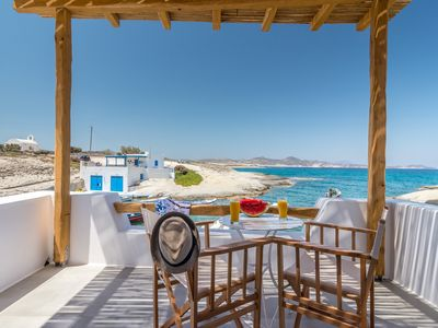 Photo for Manolis And Filio Home -By The Sea