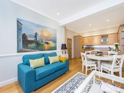Photo for NEW LISTING!This South Kensington mews house is the perfect property for a group