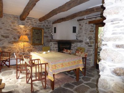 Dining room - viewed from kitchen