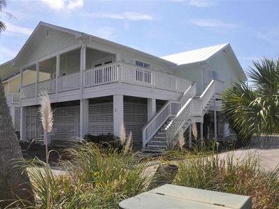 Photo for GOLF CART INCLUDED!!! Steps to THE BEACH