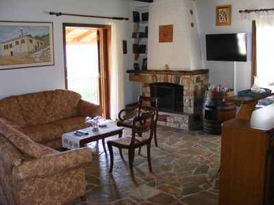 Photo for Traditional villa with great views convenient for the beach, local area & sites