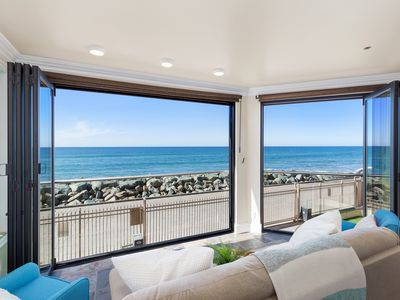 Photo for Luxury oceanfront condos, 28 bedrooms,  Designer Decorated & A/C