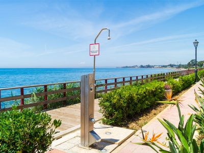 Photo for Vacation home Avenida del Pirata in Estepona - 4 persons, 2 bedrooms
