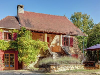Photo for Detached, characteristic house in nature near Saint-Cirq-Madelon (3 km)