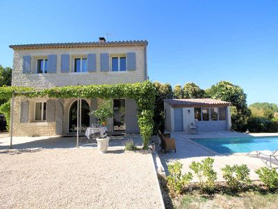 Photo for Holiday Villa 6p. 5 km to Uzès, private pool