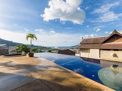 Photo for Patong Stunning Sea View House