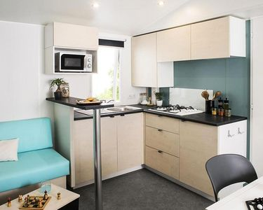 Photo for Camping Lou Cantaire *** - Mobile home Bahamas 3 Rooms 6 People