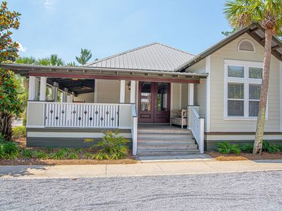 Photo for Down on the Corner, 30A Cottages, 3 Night Min, Huge Porch, 3 BR/2BA, Fall Up to 25% Off!