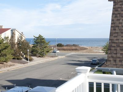 Photo for Location, Location, Location! - Spring Lake 4/5 BR, OCEAN VIEW W/ POOL Passes