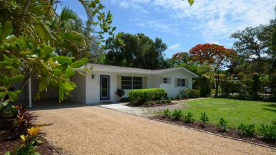 Photo for Modern, Clean, Bright Remodeled home in awesome central location near beach