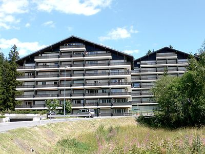 Photo for Apartment Les Choucas B in Crans-Montana - 4 persons, 2 bedrooms