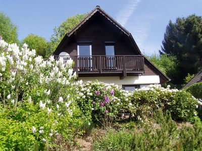 Photo for Romantic holiday home on the Alemannen hiking trail