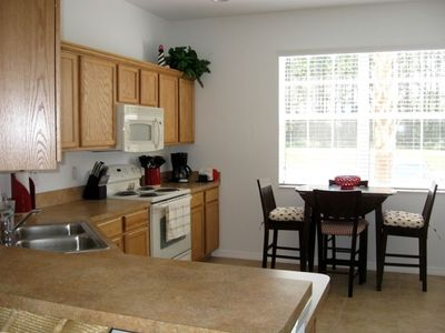Photo for Golf Course vacation townhouse, lovely, clean and fully equipped