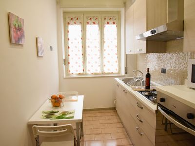 Photo for Entire apartment renovated Vomero complete with washing machine and dishwasher