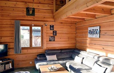 Photo for Furnished chalet, modern and comfortable - Savoie Mont Blanc - Northern Alps