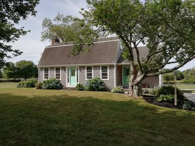Charming, recently renovated home near the beach.