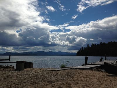 Photo for Come Enjoy The Traditional Priest Lake Cabin Experience!
