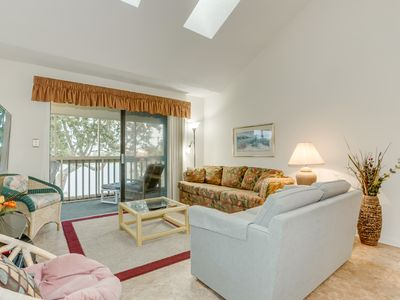 Photo for 3rd floor condo with Marsh view + FREE DAILY ACTIVITIES!