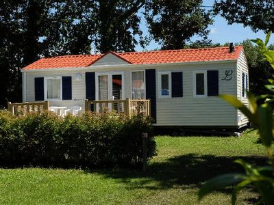 Photo for Camping Bay of Douarnenez **** - Cottage 4 Rooms 6 People La Rieuse