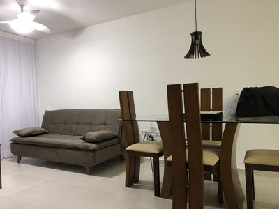 Photo for 1BR Apartment Vacation Rental in Praia Grande, RJ