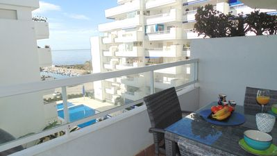 Photo for Excellent Value Beach Side / Port Side / Apartment In Estepona Marina