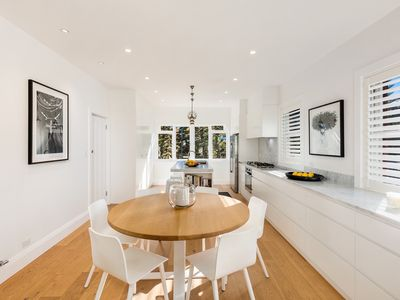 Photo for STUNNING MOSMAN APARTMENT - FULLY FURNISHED & SELF CONTAINED