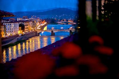 River View Florence Apartment Santo Spirito